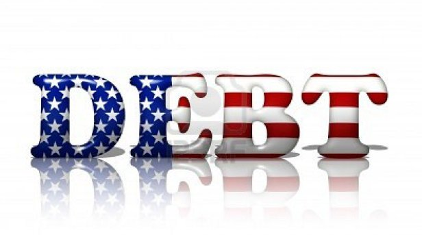 10623945-the-word-debt-in-the-american-flag-colors-americans-in-debt