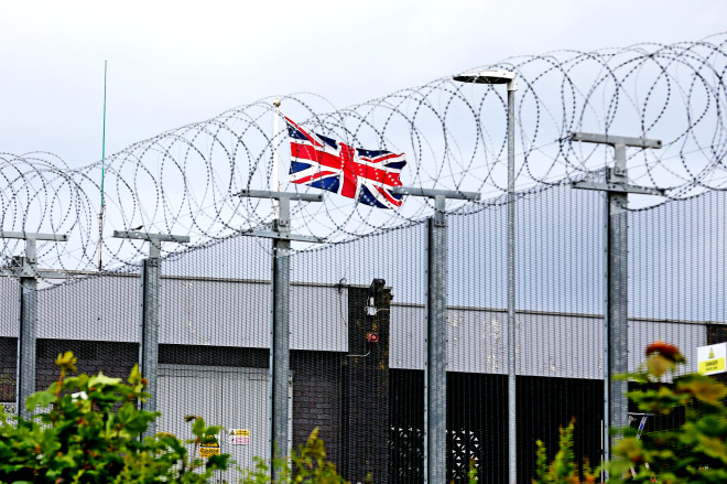 Prince Charles Visits GCHQ In Scarborough