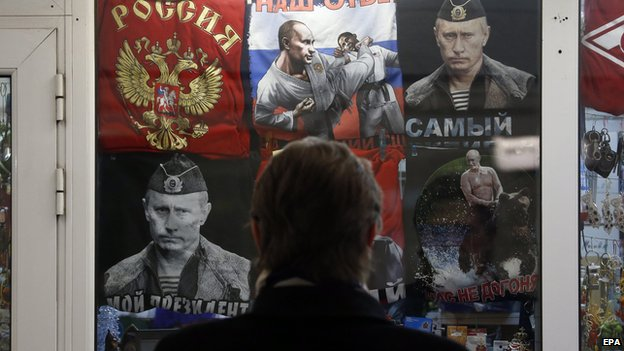 Putin loyalists seem more determined than ever to support the Russian president despite the squeeze