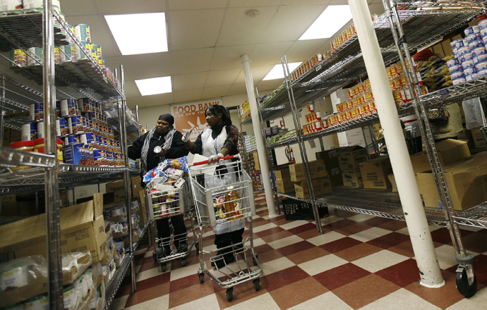 the cupboard is bare nyc food banks running out of stock