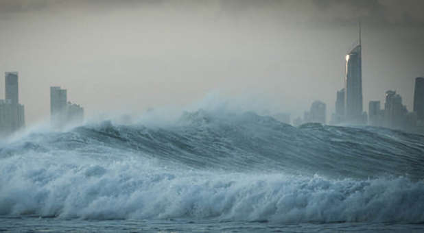 A symbolic tsunami of major proportions is about to hit this country. (Flickr)