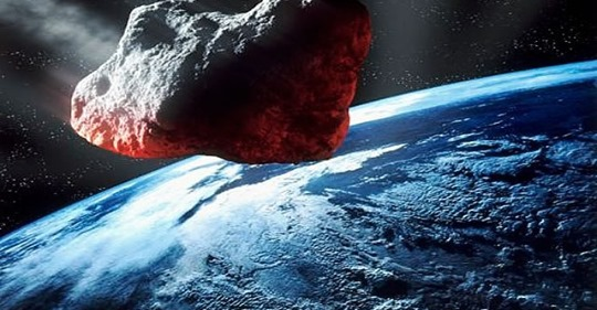 A Massive 2,700 MEGATON asteroid might hit Earth this